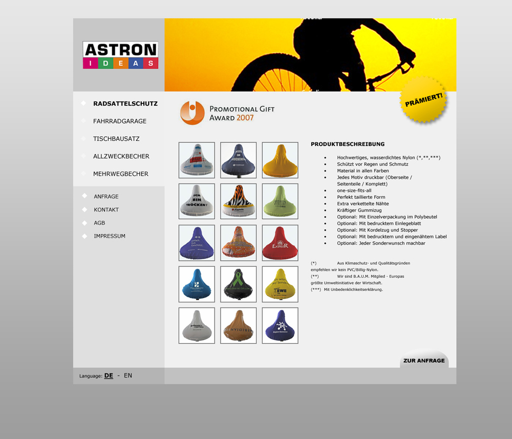Astron IDEAS